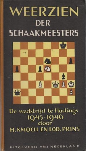 Weerzien der schaakmeesters