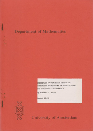Principles of continuous choice and continuity of functions in formal systems for constructive mathematics