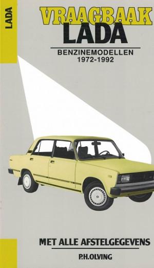 Vraagbaak Lada 1972-1992. Benzinemodellen