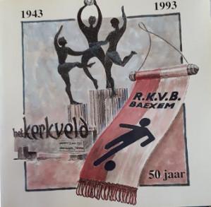 Gedenkboek 50 jarig bestaan R.K.V.B. Baexem