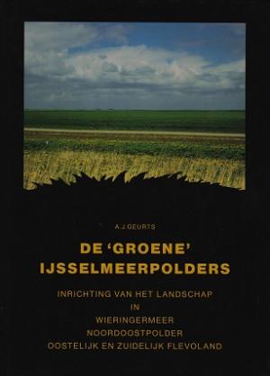 De 'Groene' IJsselmeerpolders