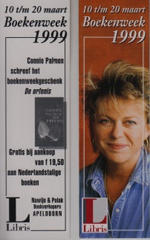 Boekenlegger Boekenweek 1990