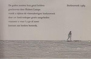 Inlegvel Boekenweekgeschenk 1969.