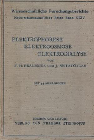 Elektrophorese Elektroosmose Elektrodialyse