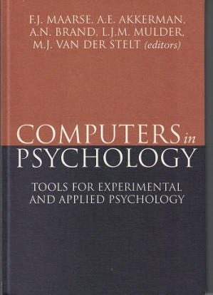 Computers in Psychology.  Tools for experimental and applied psychology