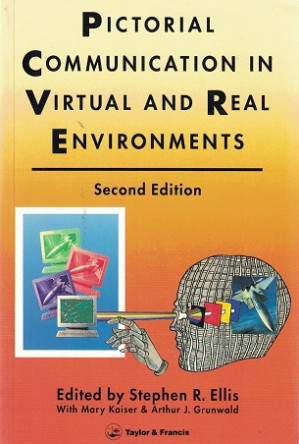 Pictorial communication in virtual and real environments