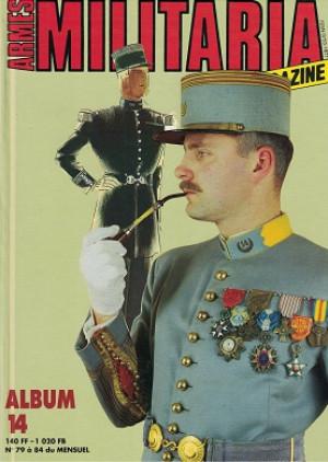 Armes Militaria Magazine. Album 14