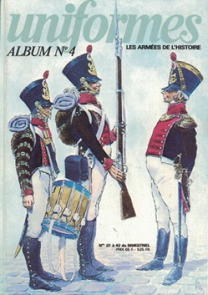 Uniformes. Album No 4