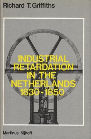 Industrial retardation in the Netherlands 1830-1850.