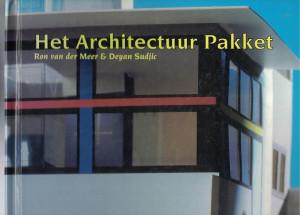 Het architectuur pakket