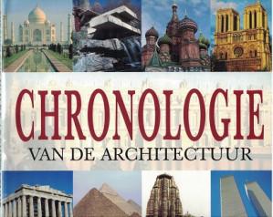 Chronologie van de architectuur