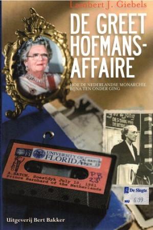 De Greet Hofmans-affaire