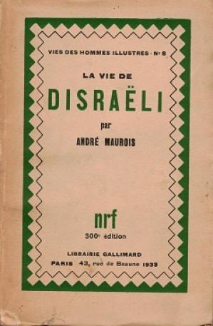 La vie de Disraëli