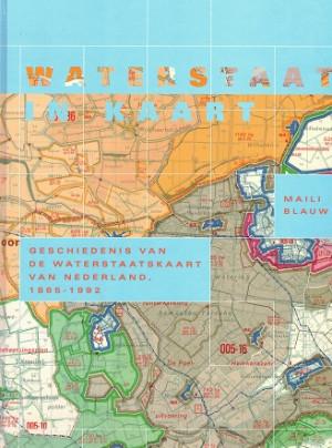 Geschiedenis van de waterstaatskaart van Nederland, 1865-1992