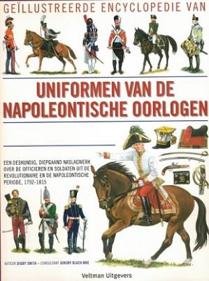 Geïllustreerde encyclopedie van Uniformen van de Napoliontische oorlogen
