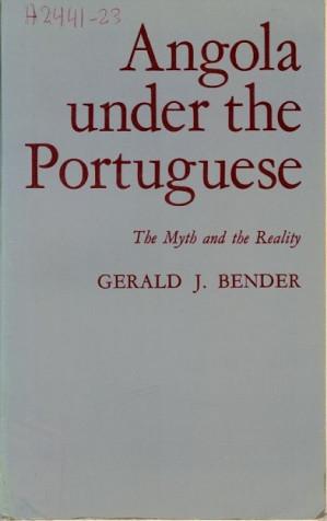 Angola under the Portuguese