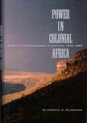 Power in colonial Africa