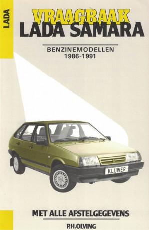 Vraagbaak Lada Samara 1986-1991. Benzinemodellen
