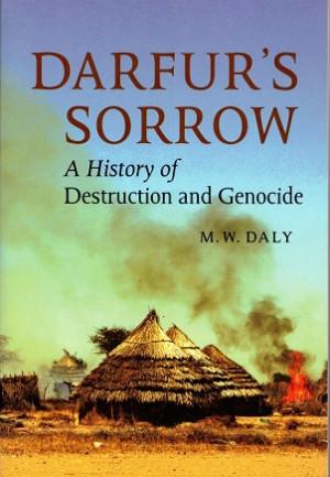 Darfur's sorrow.