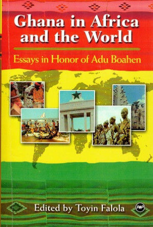 Ghana in Africa and the world.