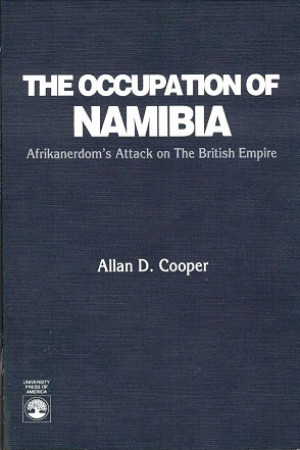 The occupation of Namibia