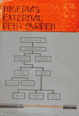 Nigeria's external debt burden