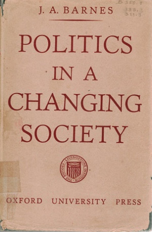 Politics in a changing society