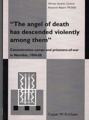 """The angel of death has decended violently among them"""