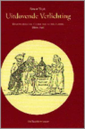 Uitdovende verlichting. Remonstranten als deftige vaderlanders 1800-1860.