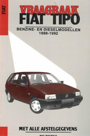 Vraagbaak Fiat Tipo 1988-1992. Benzine en dieselmodellen