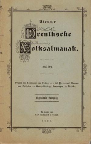 Nieuwe Drenthsche Volksalmanak 1900