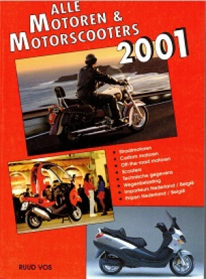 Alle motoren & motorscooters 2001