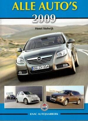 Alle auto's 2009