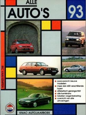 Alle auto's 93