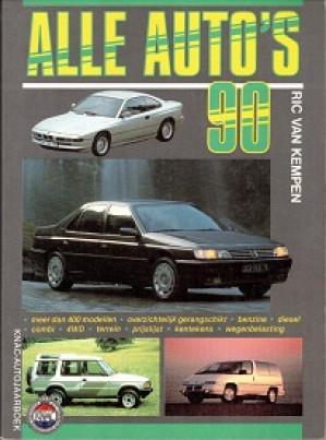 Alle auto's 90