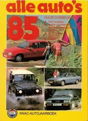 Alle auto's 85