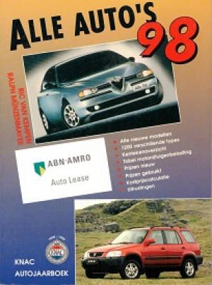 Alle auto's 98