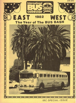 1982 East West. The year of the bus bash