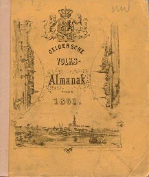Geldersche Volksalmanak 1861