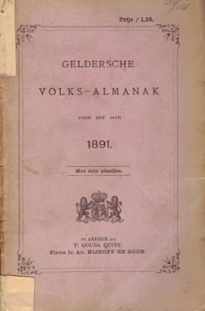 Geldersche Volksalmanak 1891
