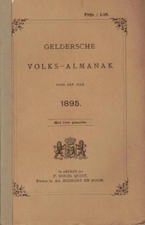 Geldersche Volksalmanak 1895