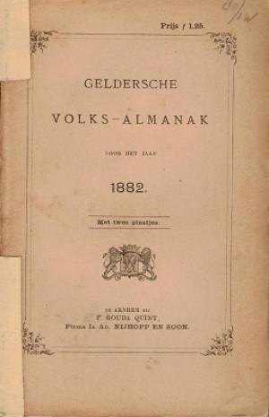 Geldersche Volksalmanak 1882