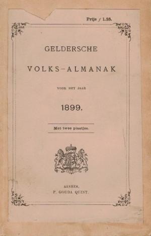 Geldersche Volksalmanak 1899
