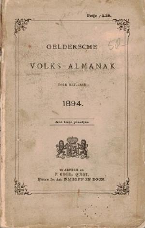 Geldersche Volksalmanak 1894