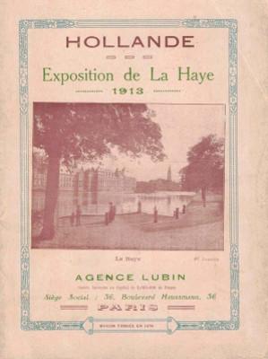 Visitez la Hollande en 1913.
