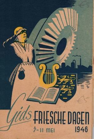 Gids Friesche Dagen 7-11 mei 1946
