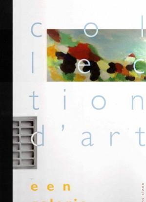 Collection d'art. Een galerie.