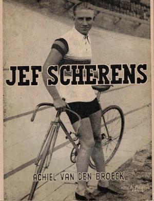 Jef Scherens : de Caruso uit de sprintwereld