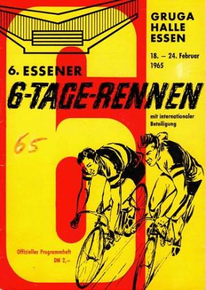 6. Essener 6-Tage-Rennen.