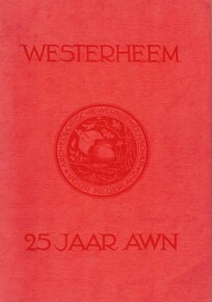 Westerheem. 25 jaar AWN.